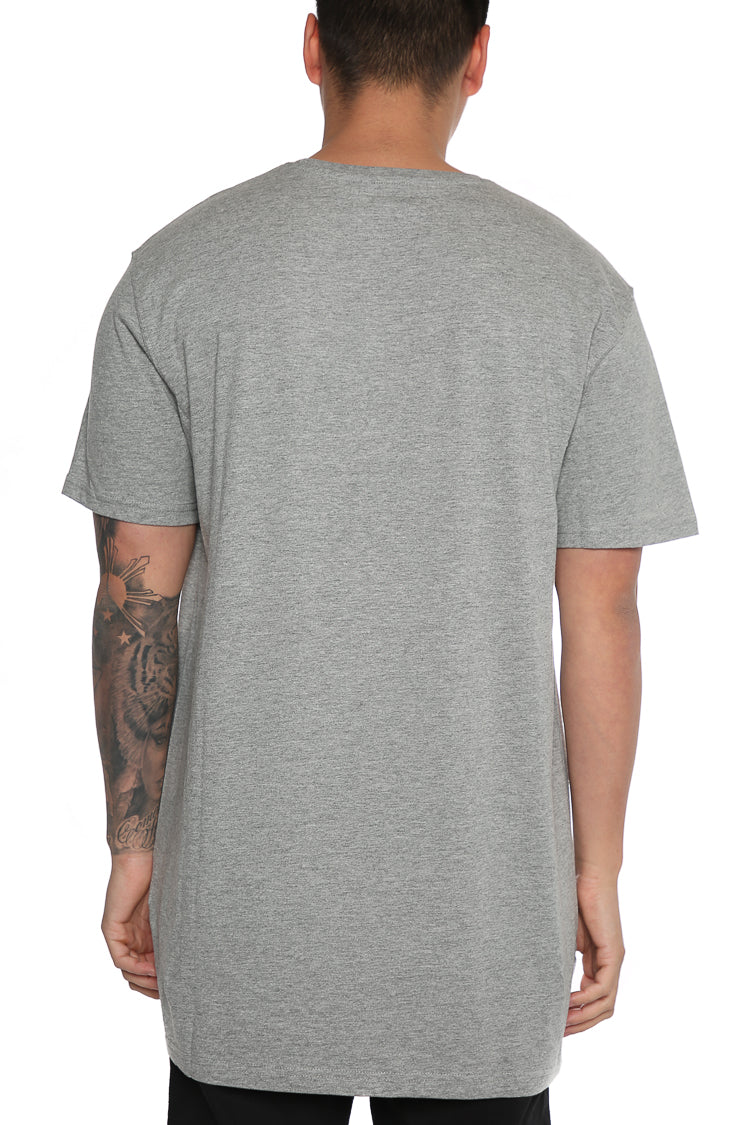 Carré LA Scripte Divise 2.0 Tee Grey Heather