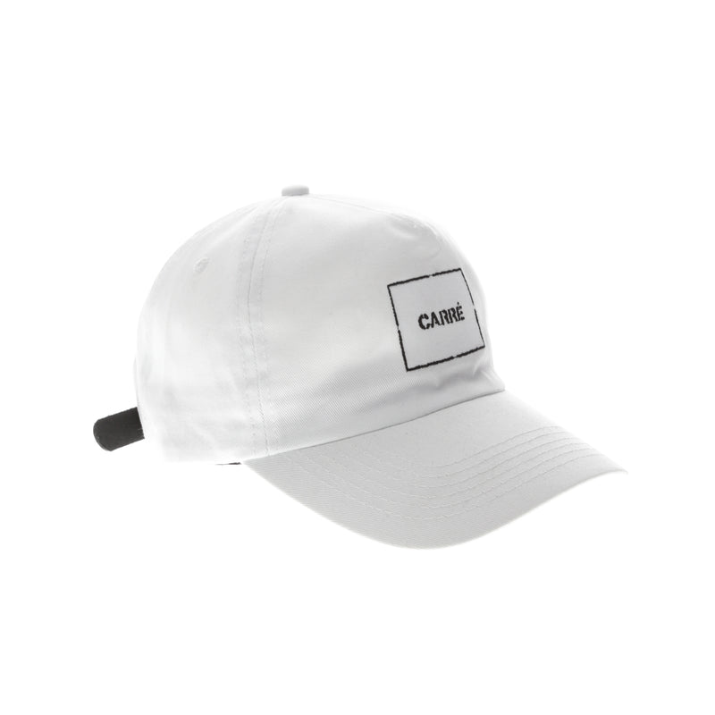 Carré Section Strapback White