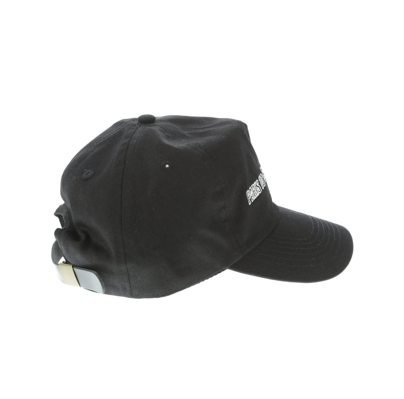 Carré Unknown Strapback Black