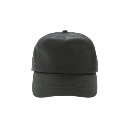 Carré Rounded Strapback Black