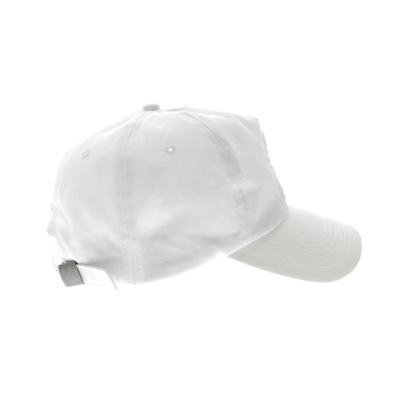 Carré Rounded Strapback White