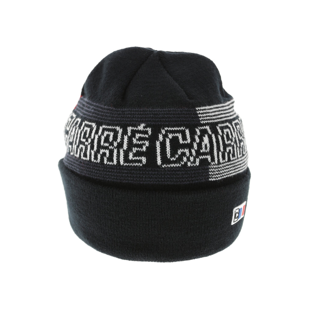 Carré Athletique Beanie Black