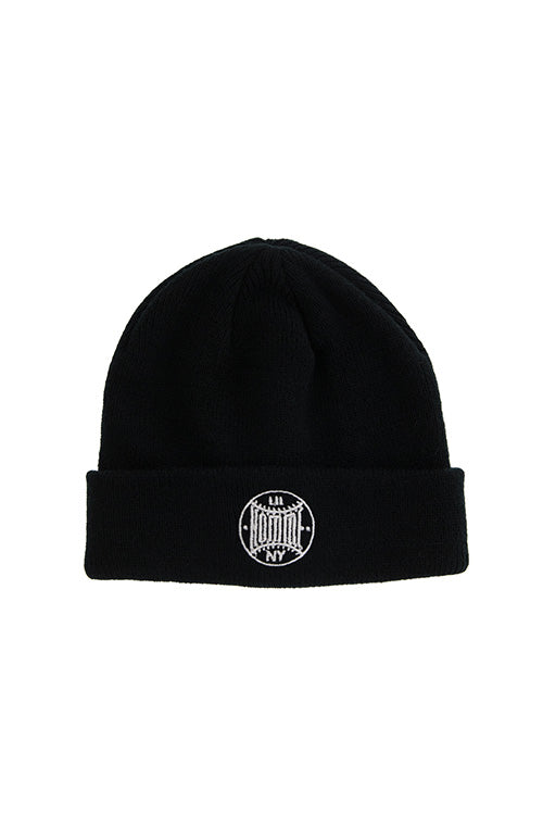 Lil Homme Ruth Toddler Beanie Black