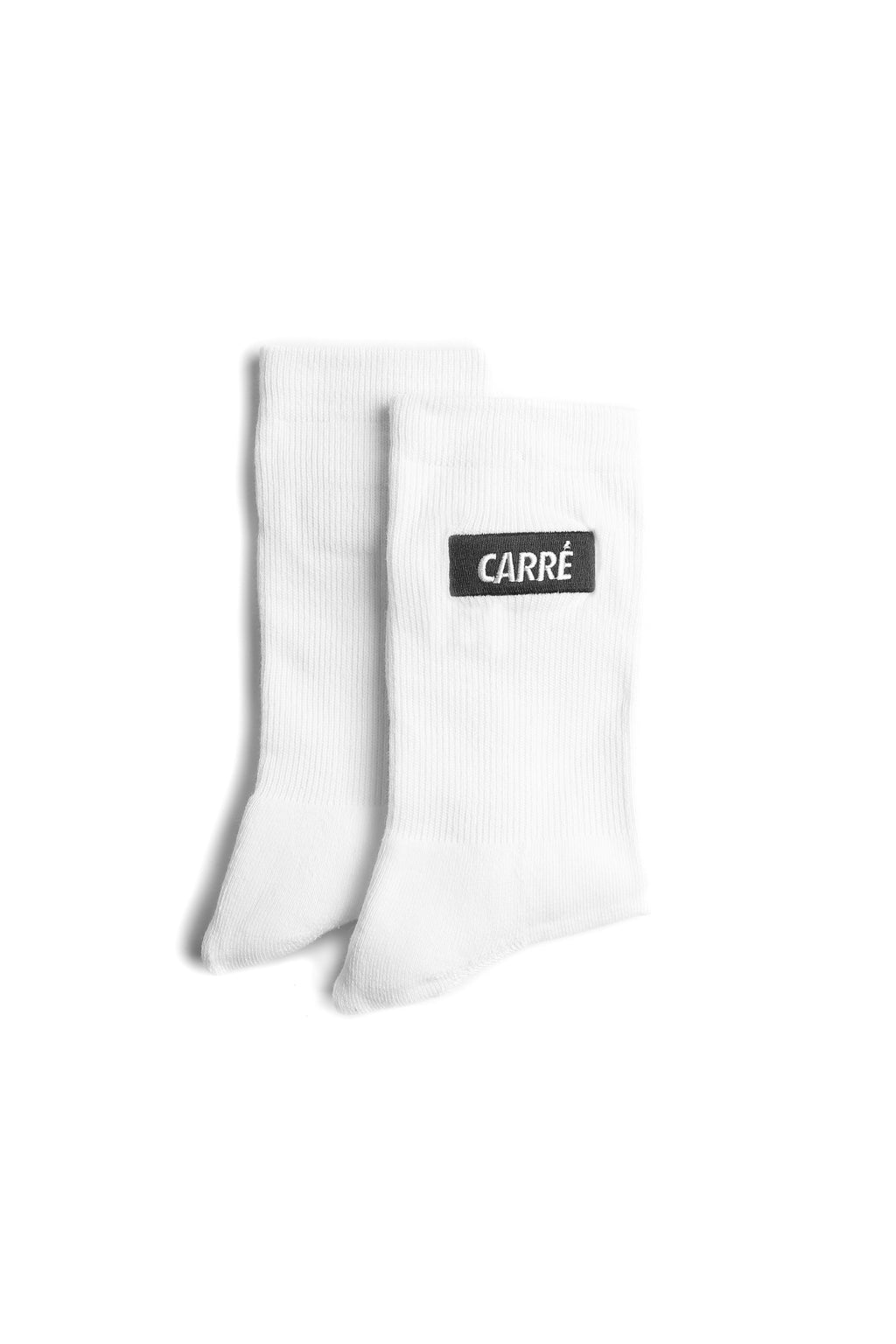 Carré Incline Socks White