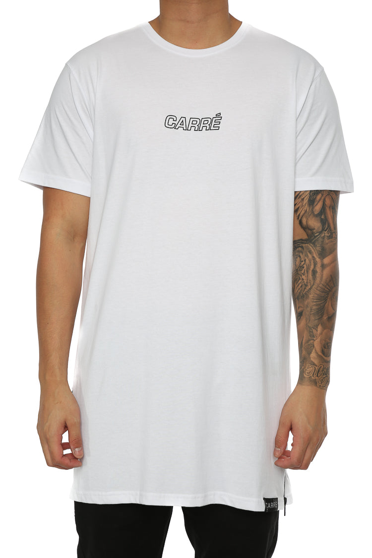 Carré Team Capone 2 Tee White