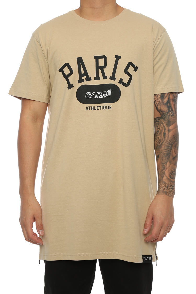 Carré Team Paris Capone 2 Tee Stone