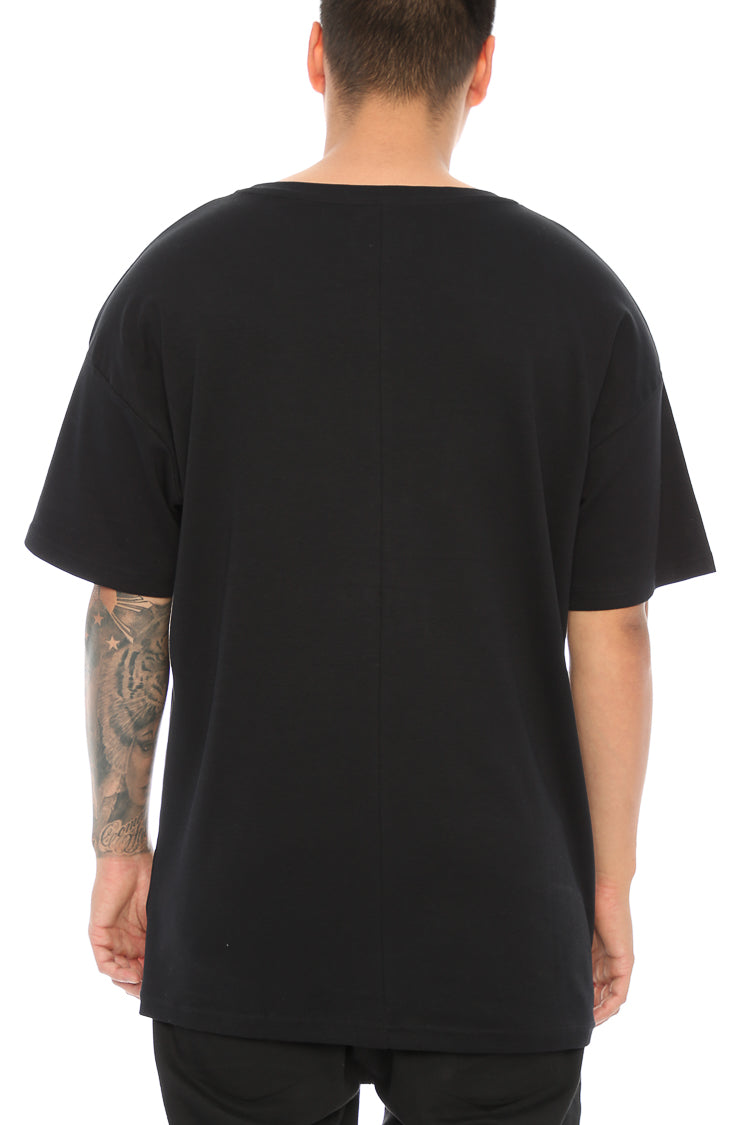 Carré Blueprint Terreux Tee Black