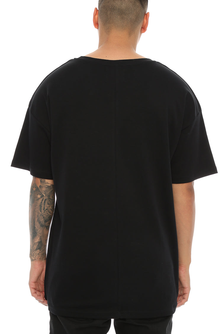 Carré Turn Terreux Tee Black