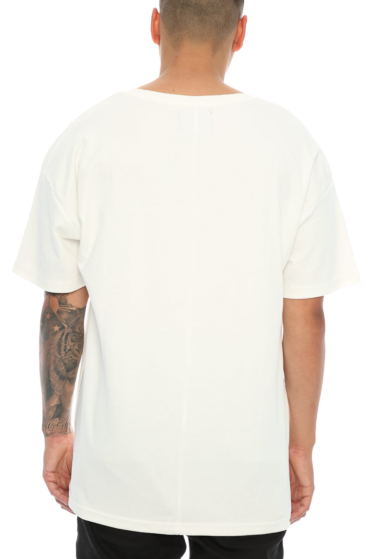 Carré Turn Terreux Tee Off White