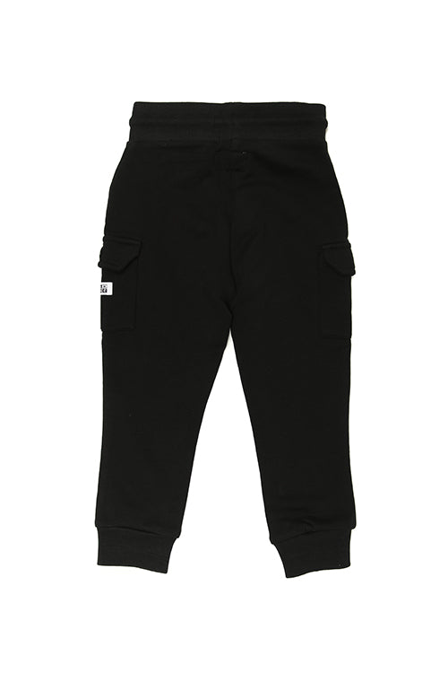 Lil Homme Trackpants Black