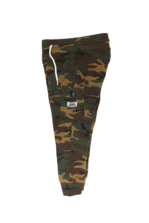 Lil Homme Trackpants Camo