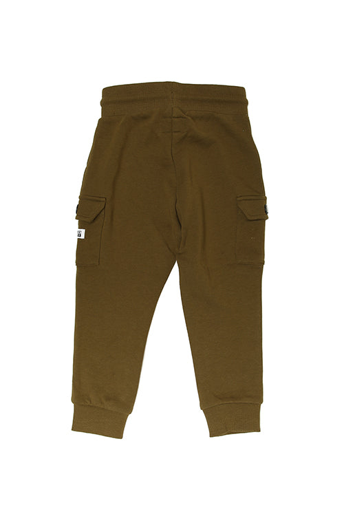 Lil Homme Trackpants Olive