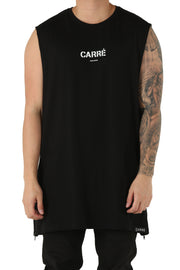 Carré Section 2 Capone Muscle Tee Black