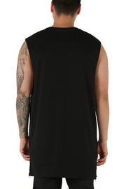 Carré Team Paris Capone Muscle Tee Black