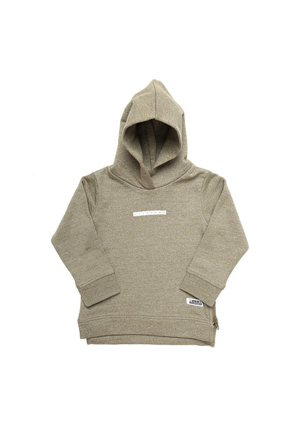 Lil Homme Lil Cube Raffine 2 Hoodie Olive