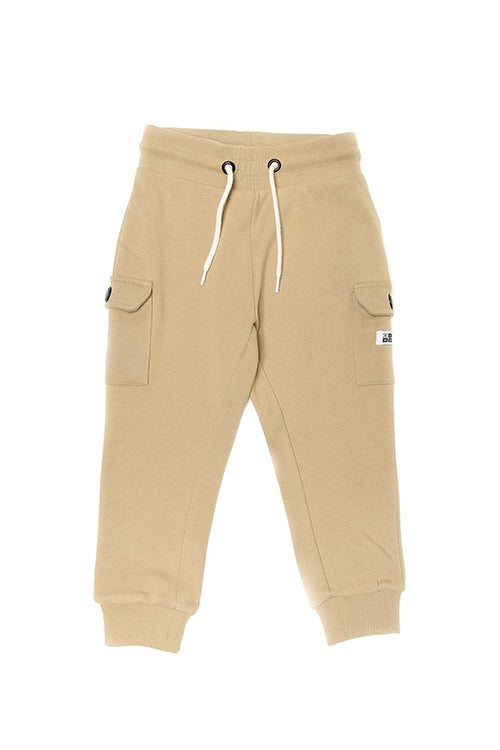 Lil Homme Trackpants Stone