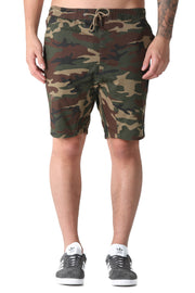 Carré Sesh Short Camo