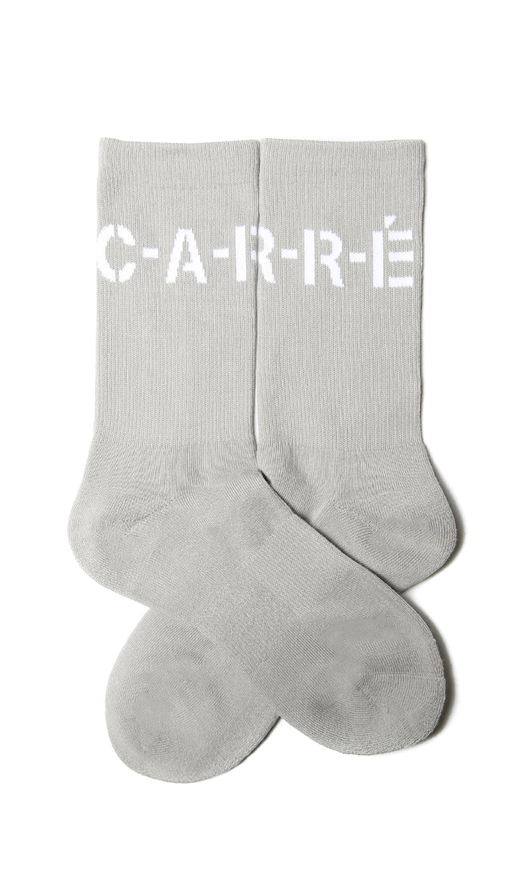 Carré Base Sock Grey