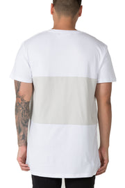 Carré Lamrisse Short Sleeve Tee White/Grey/White