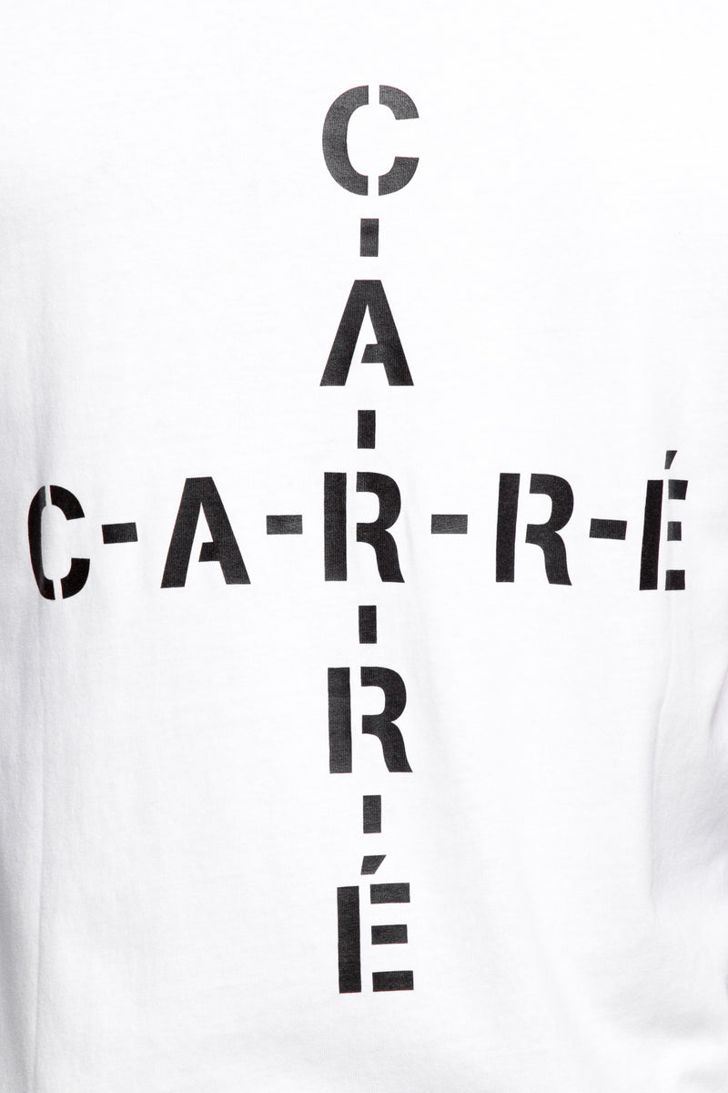 Carré Four Capone SS Tee White