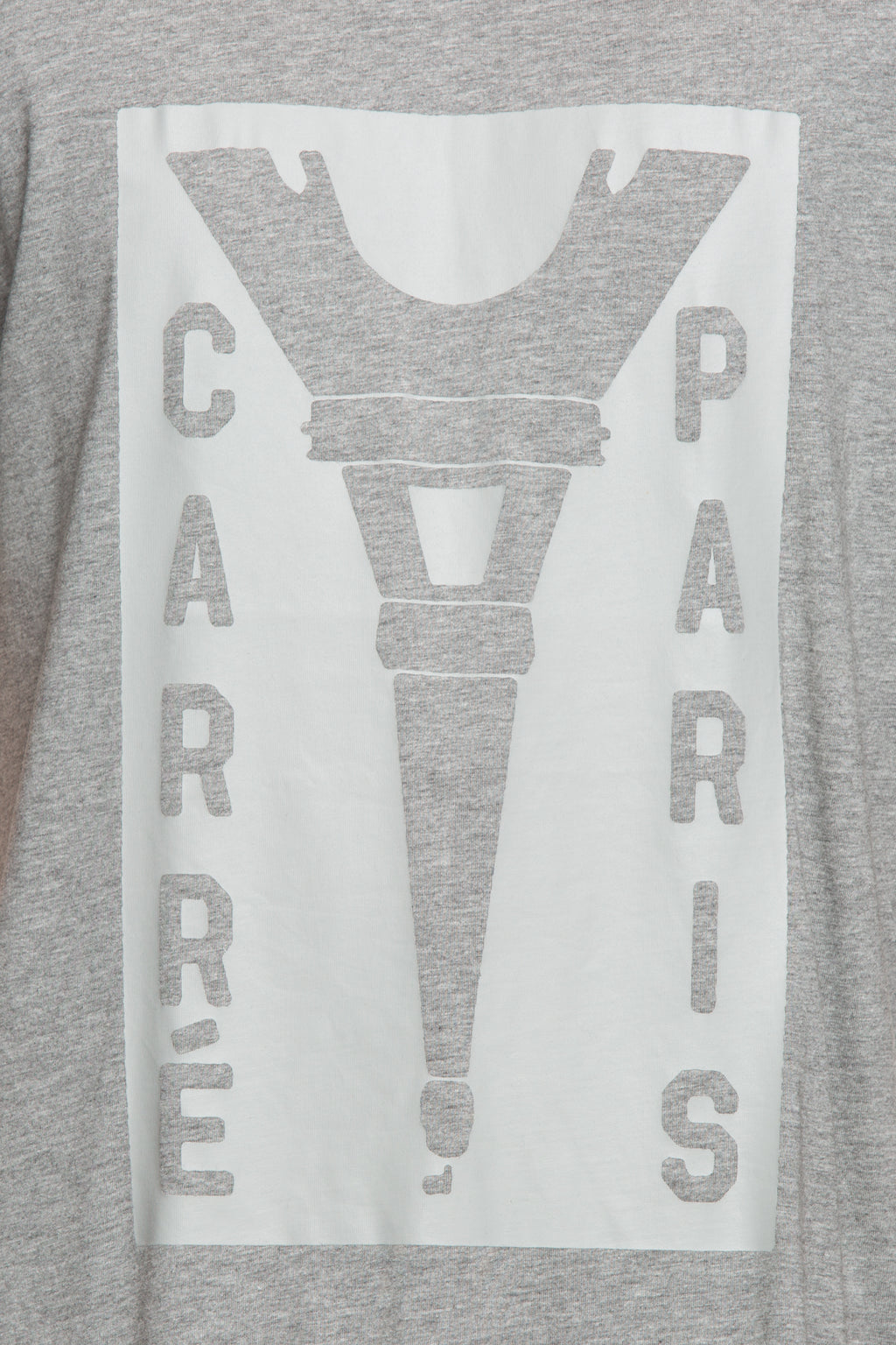 Carré Blueprinted Capone SS Tee Grey