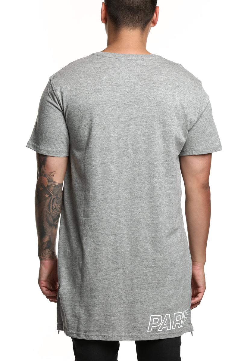 Carré Moves Capone SS Tee Grey