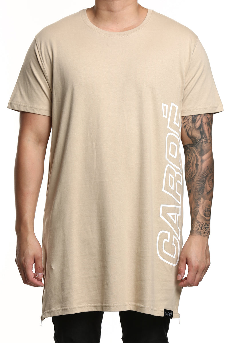 Carré Moves Capone SS Tee Stone