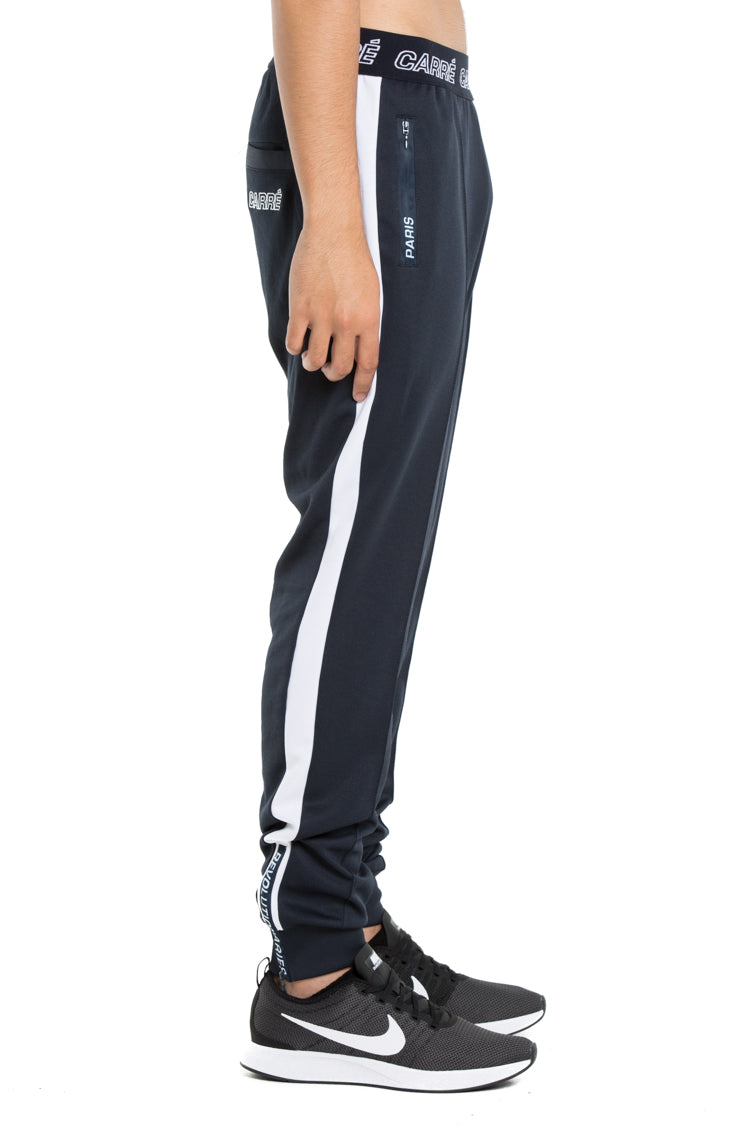 Carré Henry Track Pant Navy