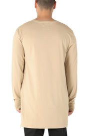 Carré Steep Capone 3 L/S Tee Stone