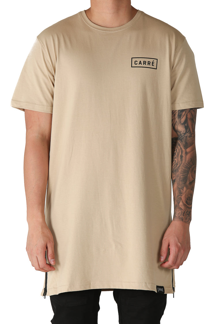 Carré Iconic Capone II Tee Stone