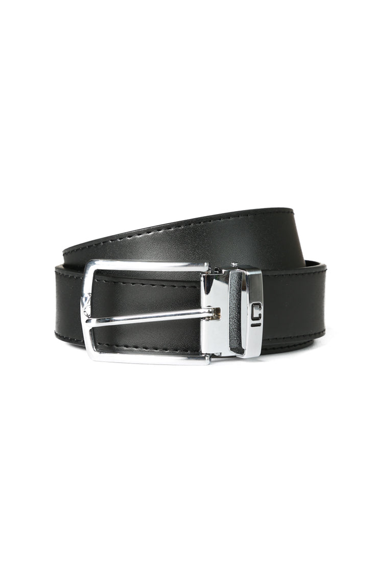 Carré Plaine Belt Black