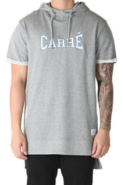 Carré Pressure Vaurien Embroidered Hood Grey