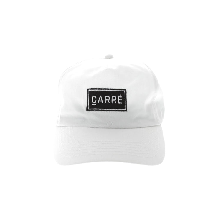 Carré Core Strapback White