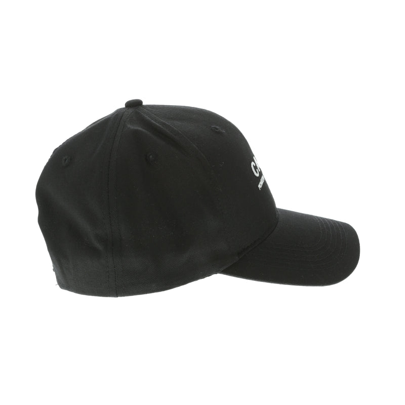 Carré Pioneers Low Pro Snapback Black