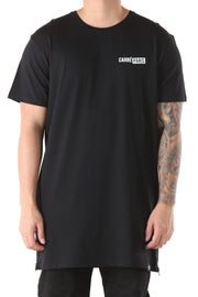 Carré Inclination Capone SS Tee Black