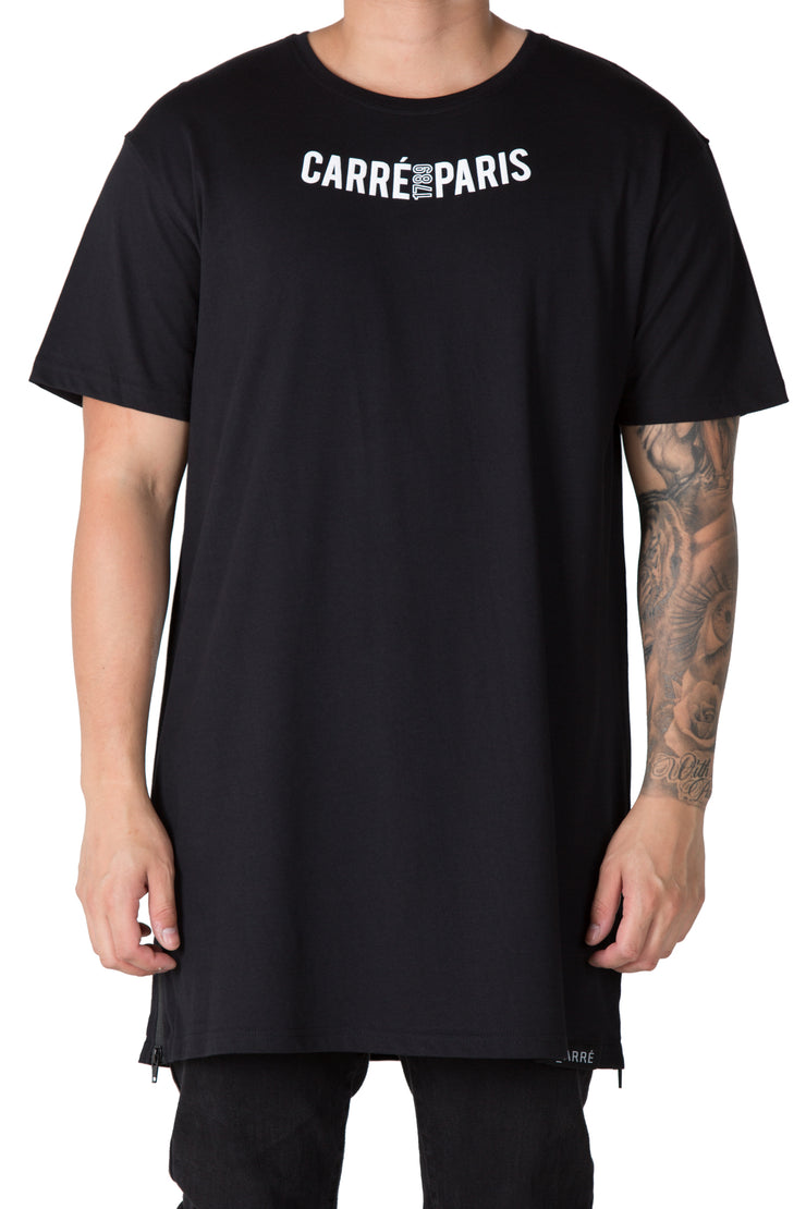Carré Still Watching Capone SS Tee Black