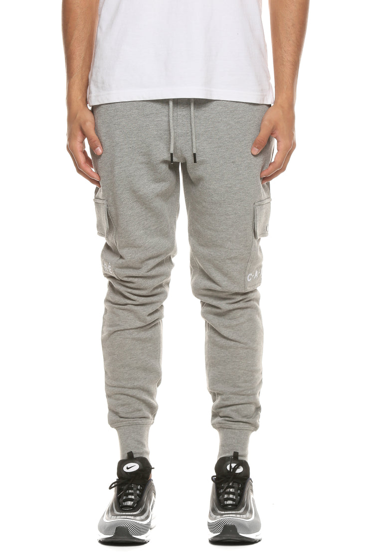 Carré Bataille Trackpant Grey