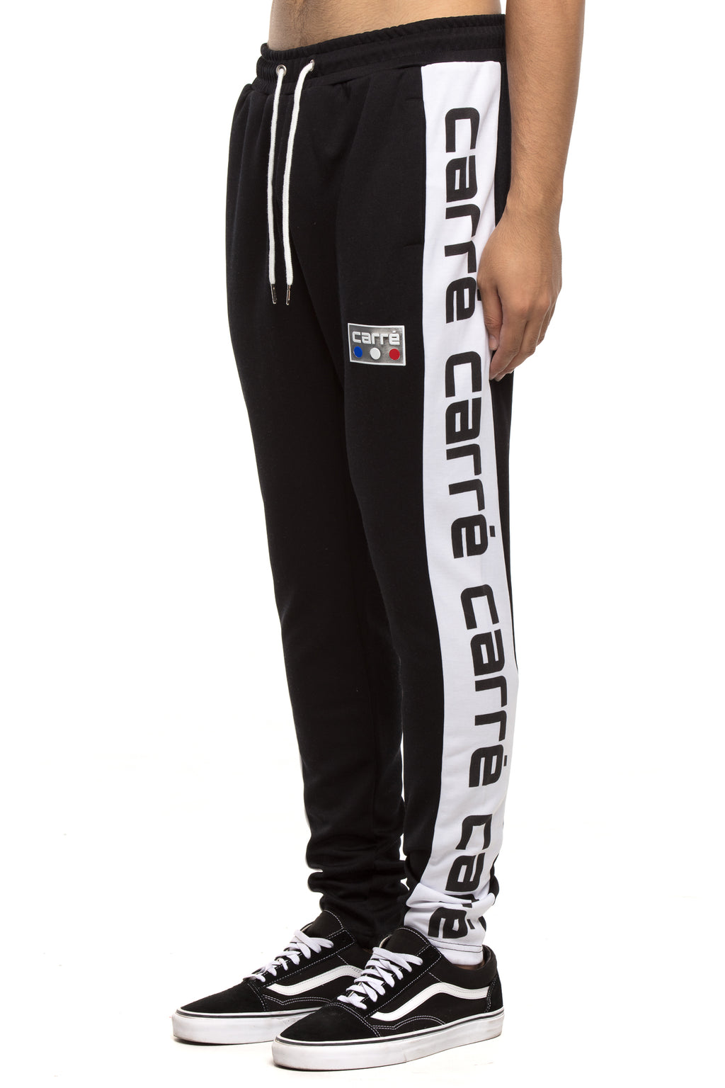 Carré Patrice Trackpants Black