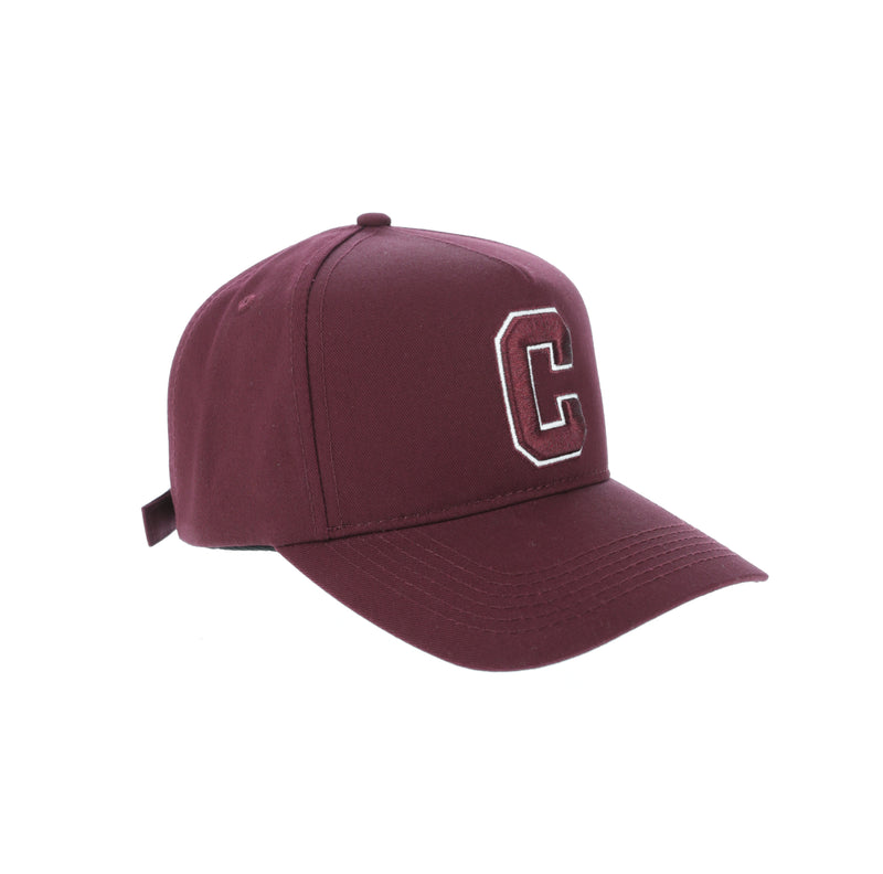 New Era Carré Faculte CK 940 A-Frame Strapback Maroon