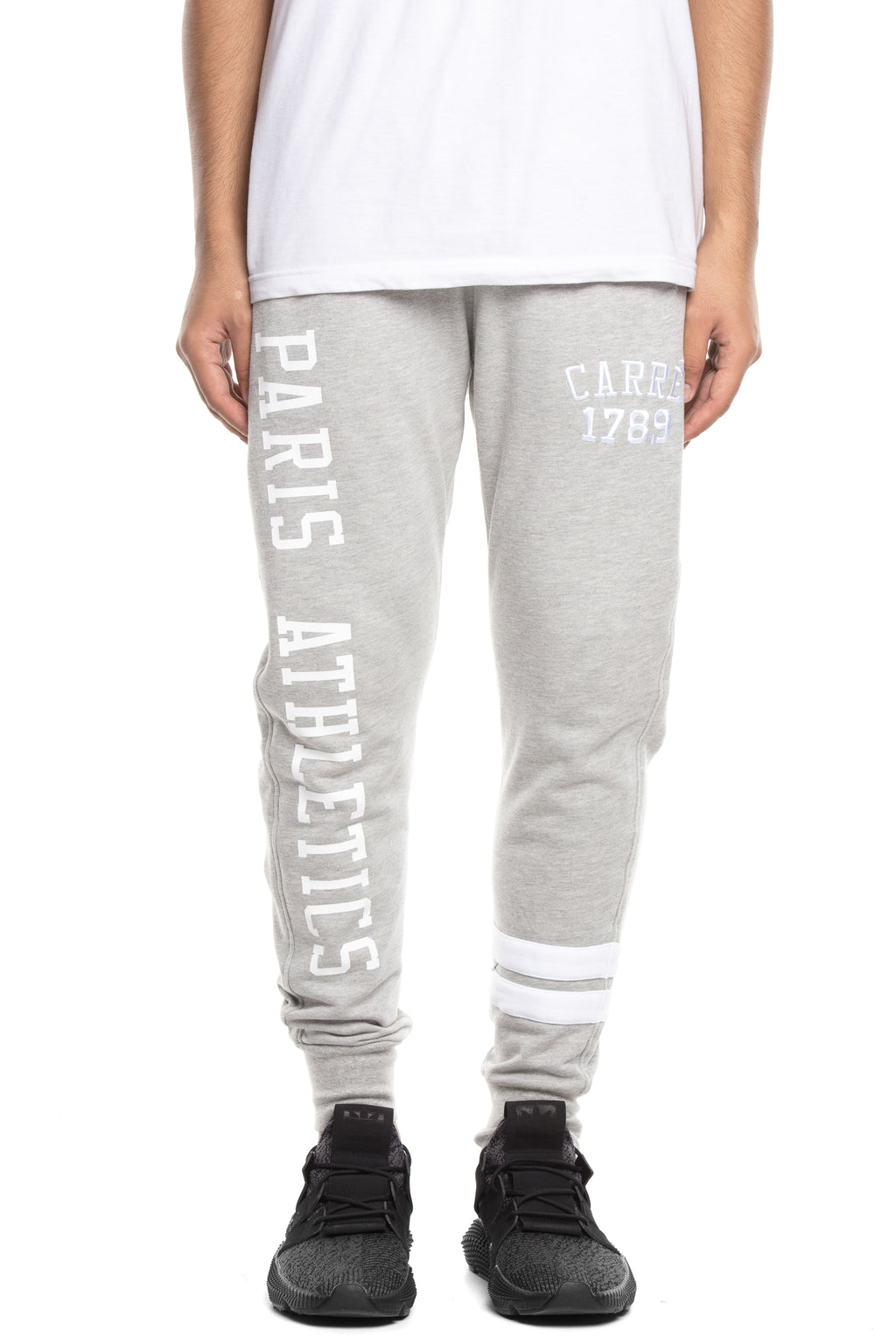 Carré Paris Athletics Trackpants Grey Marle