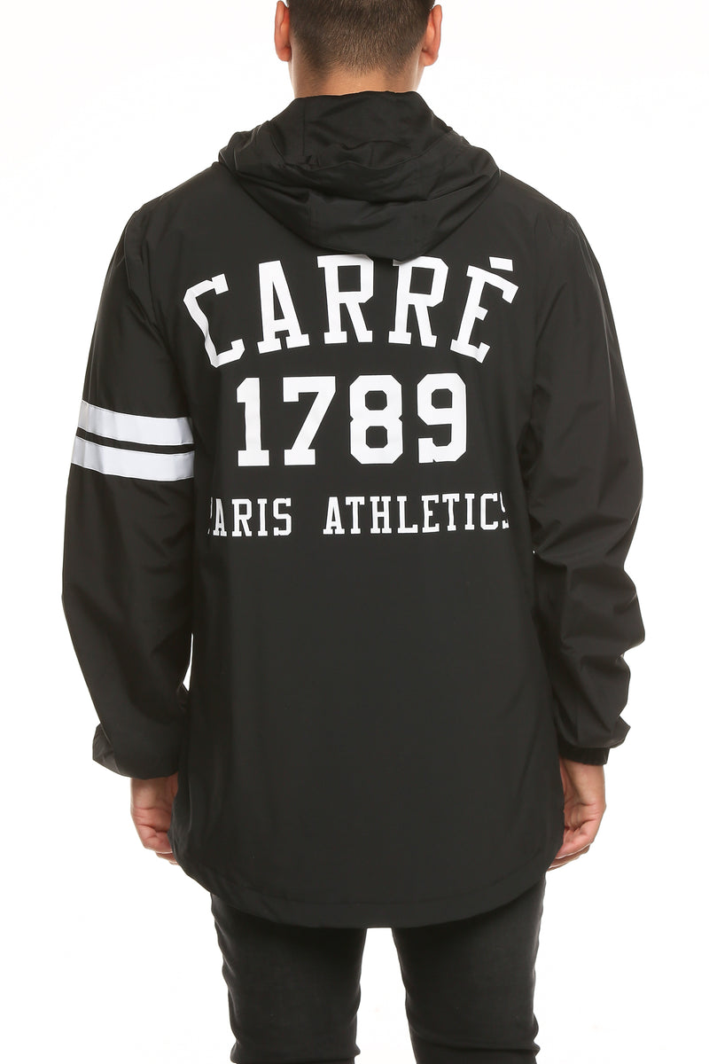 Carré Paris Athletics Jacket Black