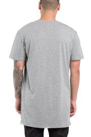 Carré Zone Capone Tee Grey