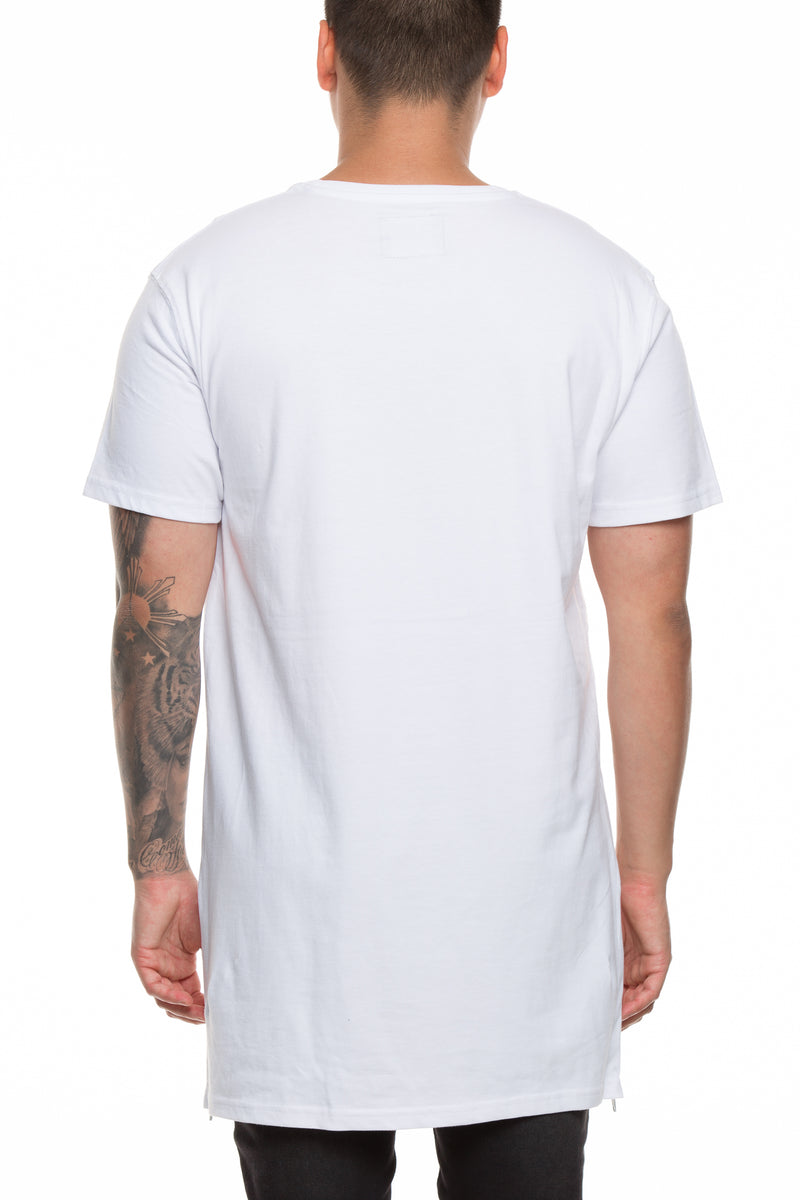 Carré Luxueux Capone Tee White