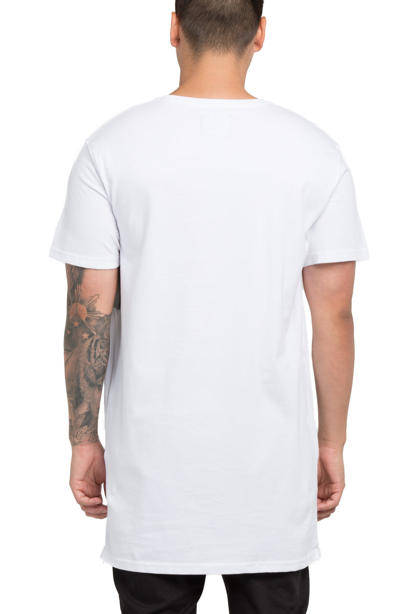 Carré Royal Capone Tee White