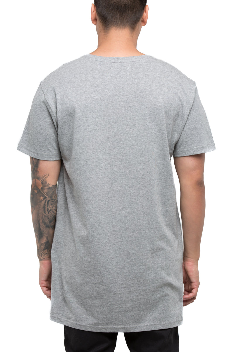 Carré Victories Capone 3 SS Tee Grey