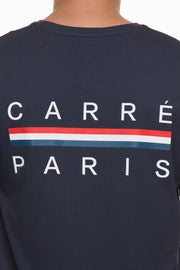 Carré Bannerol Capone 3 Tee Navy