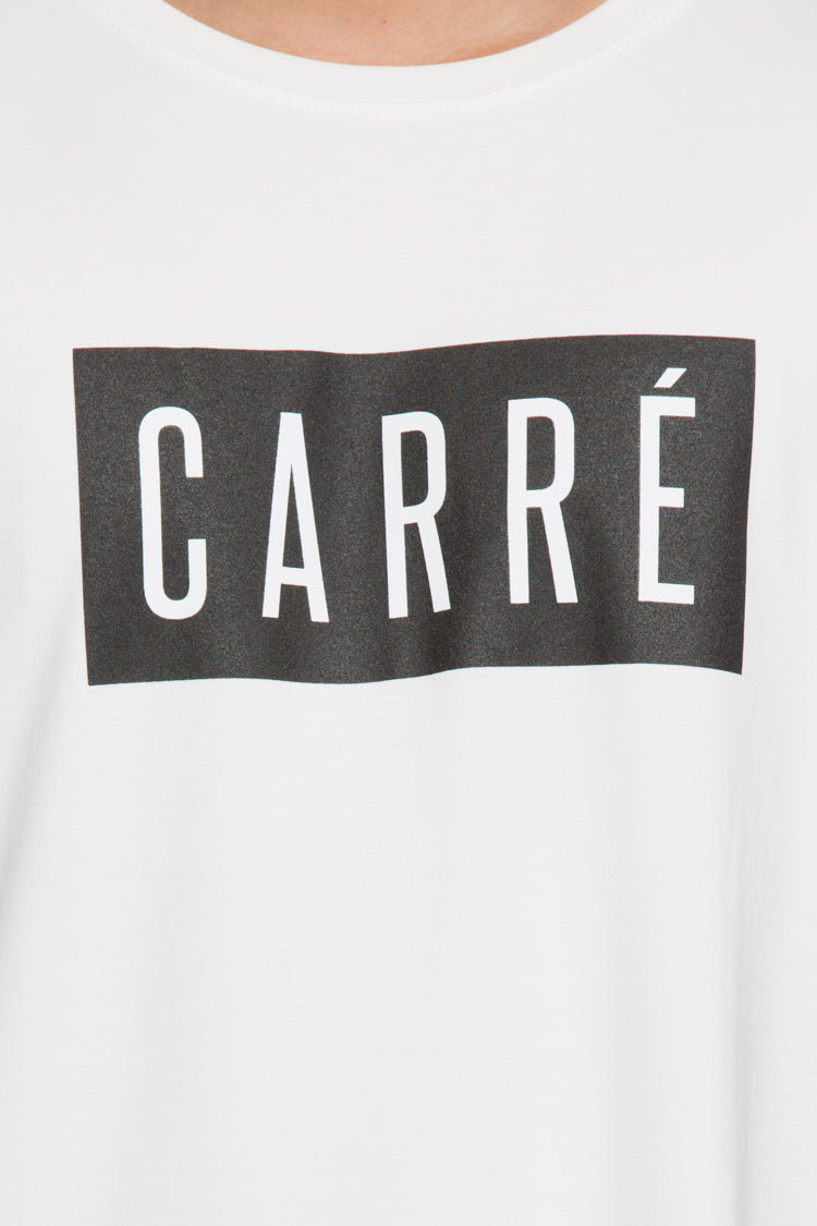 Carré Boast Terreux Tee Off White