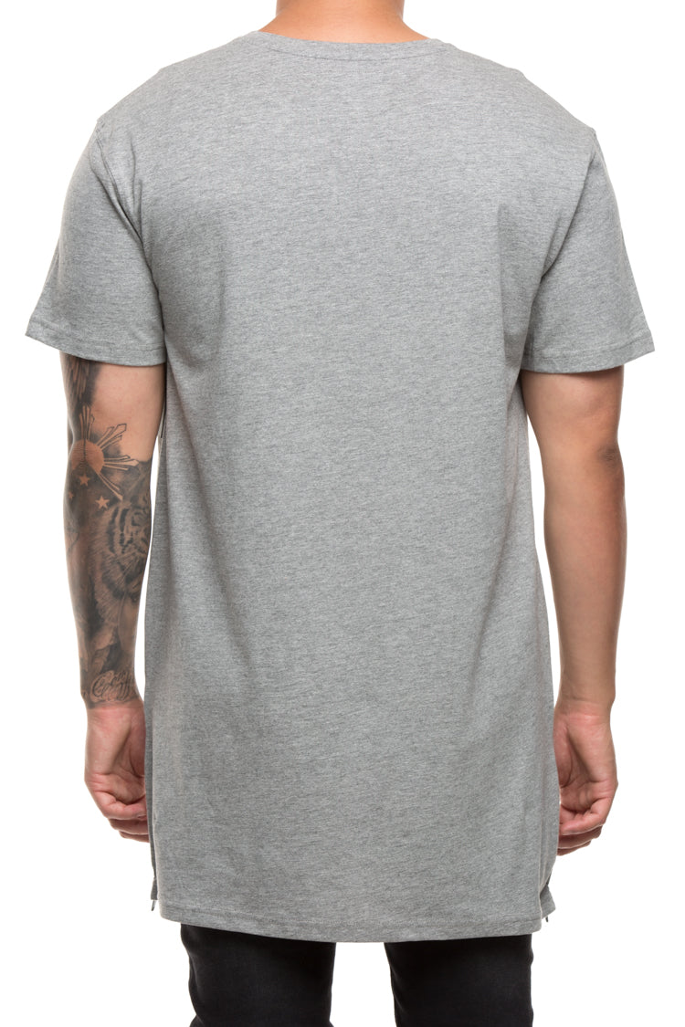 Carré Pioneering Capone 3 SS Tee Grey