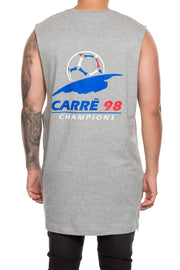 Carré 98 Champions Capone Muscle Tee Grey