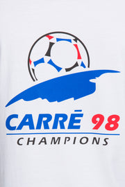 Carré 98 Champions Capone Muscle Tee White